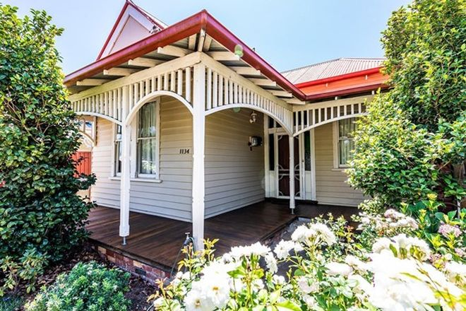 Picture of 1134 Eyre Street, NEWINGTON VIC 3350