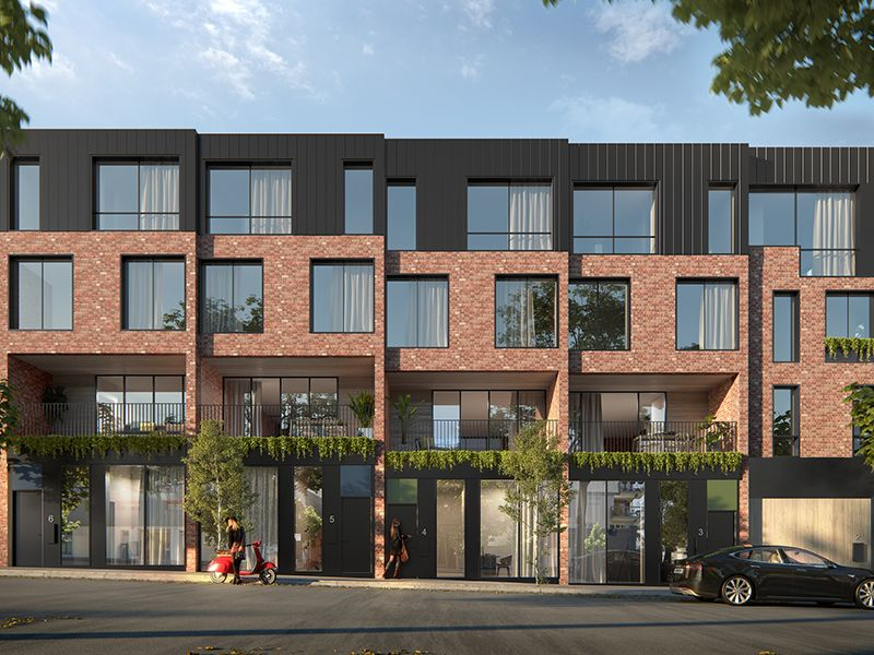 TH 3/222 Rosslyn Street, West Melbourne VIC 3003, Image 2