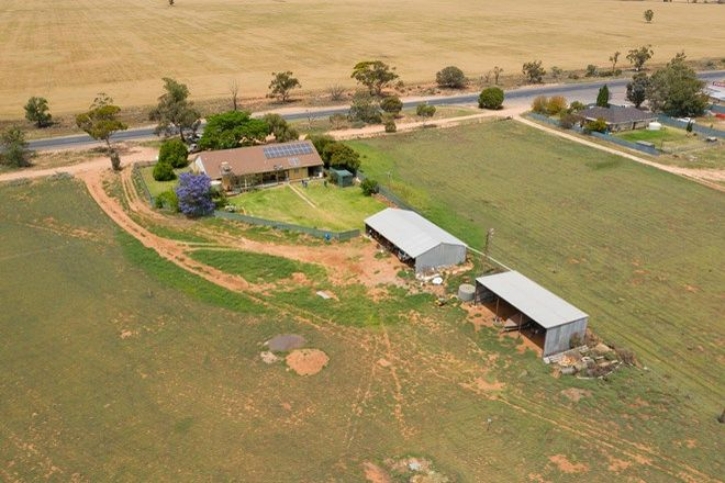 Picture of 5354 Sturt Highway,, CULLULLERAINE VIC 3496