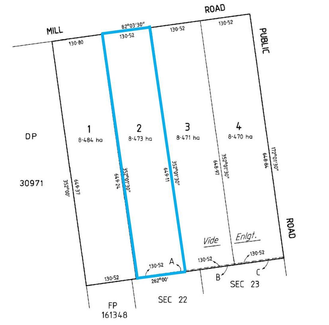 Lot 2 Mill Road, Milang SA 5256, Image 1