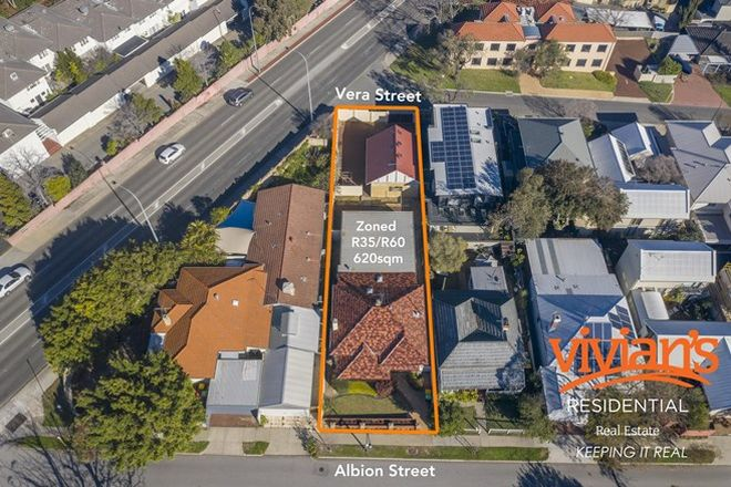 Picture of 35 Albion Street, COTTESLOE WA 6011