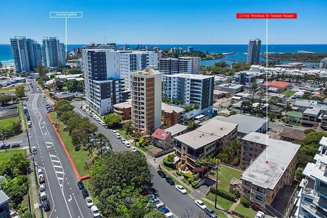 Picture of 17/18 Thomson Street, TWEED HEADS NSW 2485