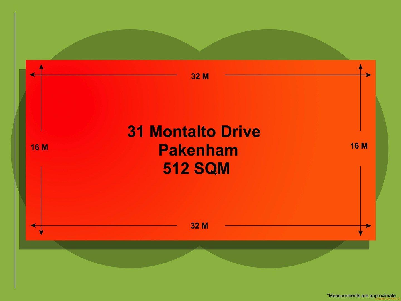 31 Montalto Drive, Pakenham VIC 3810, Image 0