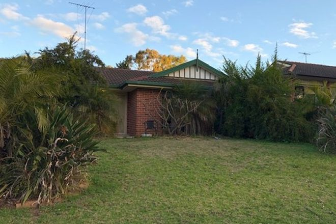 Picture of 8 Telopea Close, GLENMORE PARK NSW 2745