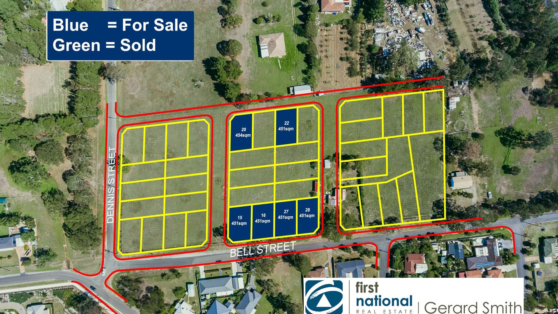 Lot 20,25 Bell Street, Thirlmere NSW 2572, Image 1
