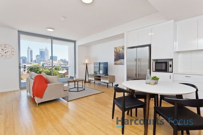 Picture of 33/273 Beaufort Street, PERTH WA 6000