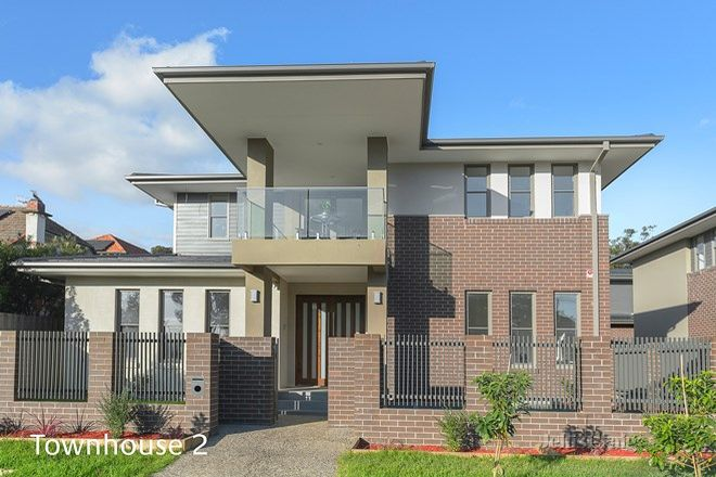 Picture of 2&5/6 Denmark Street, KEW VIC 3101