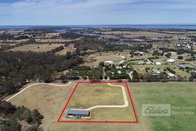 Picture of 310 Lake Victoria Road, EAGLE POINT VIC 3878