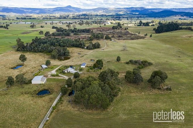 Picture of 33317 Tasman Highway, LEGERWOOD TAS 7263