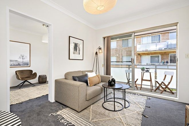Picture of 11/48-52 Darley Street, NEWTOWN NSW 2042