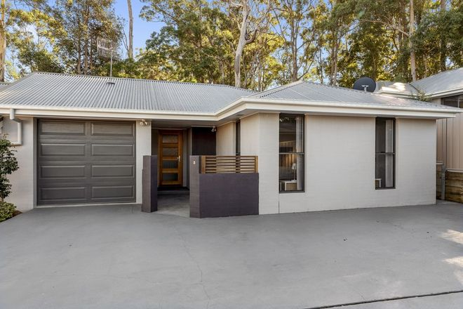 Picture of 3/11 Augusta Place, MOLLYMOOK BEACH NSW 2539