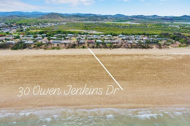 Picture of 30 Owen Jenkins Drive, SARINA BEACH QLD 4737