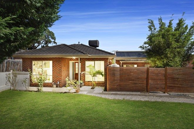 Picture of 1/5 Euroka Street, CHADSTONE VIC 3148