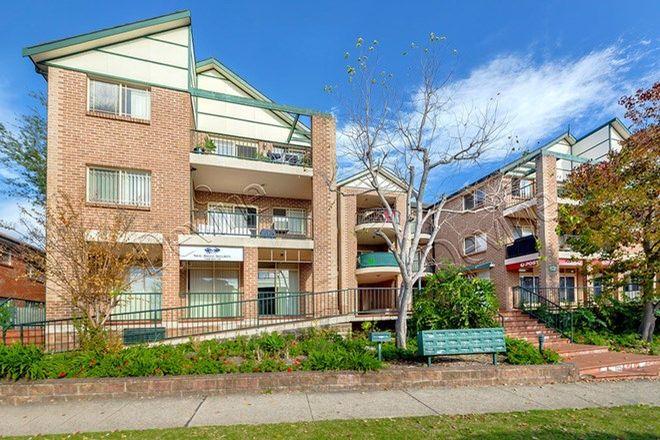 Picture of 17/22-28 Victoria Avenue, CONCORD WEST NSW 2138
