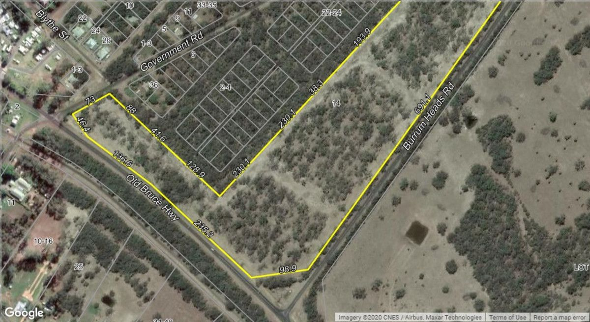 Lot 1 Old Bruce Highway, Burrum Town QLD 4659, Image 2