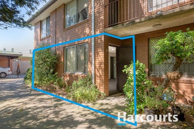 Picture of 3/6 Hutton Street, DANDENONG VIC 3175
