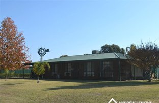 Picture of 242 Hill Rd, Yarroweyah VIC 3644