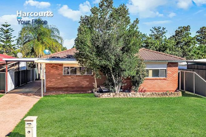 Picture of 15 Kenneth Crescent, DEAN PARK NSW 2761