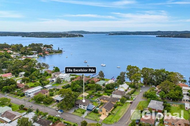 Picture of 59A Excelsior Parade, CAREY BAY NSW 2283