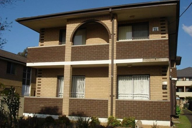 Picture of 1/11 GIBBONS STREET, AUBURN NSW 2144