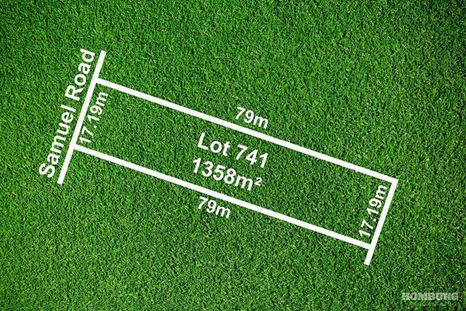 Picture of Lot 741 Samuel Road, NURIOOTPA SA 5355