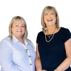 Marg Cochrane & Cherie Carlson, Sales representative
