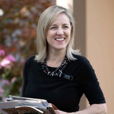 Anita Hardingham, Sales representative