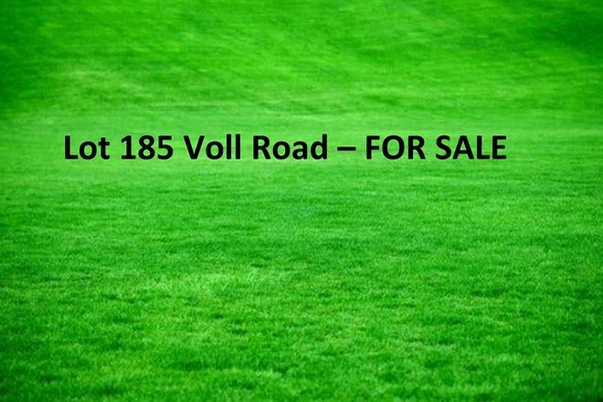 Picture of Lot 185 Voll Road, JONES GULLY QLD 4355