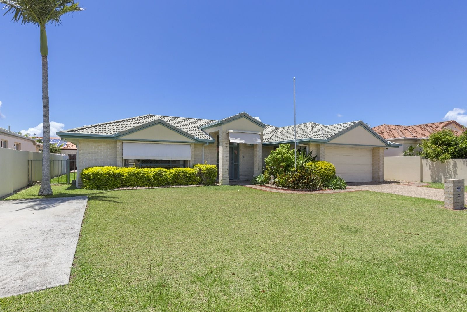 22 Arbuthnot Parade, Benowa Waters QLD 4217, Image 0