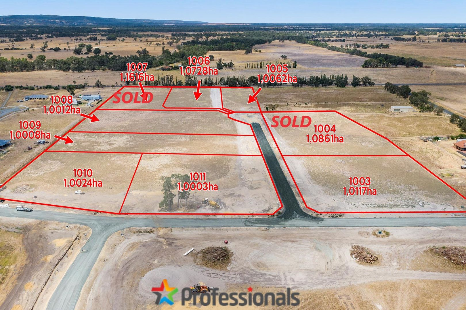 Lot 1003 O'Reilly Place, North Dandalup WA 6207, Image 0