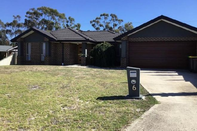 Picture of 6 Tara Court, TRARALGON VIC 3844