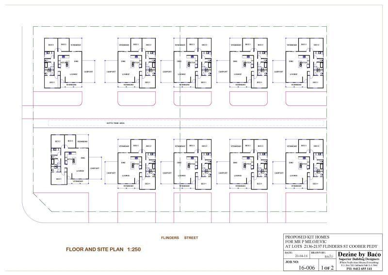 Lot 2136/2137 Flinders St, Coober Pedy SA 5723, Image 2
