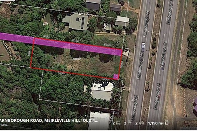 Picture of 82 Farnborough Road, MEIKLEVILLE HILL QLD 4703