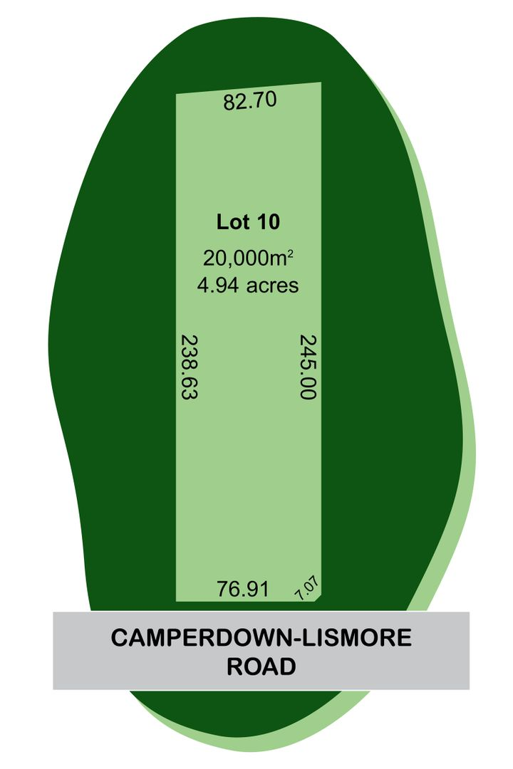 Lot 10 Camperdown-Lismore Road, Lismore VIC 3324, Image 0