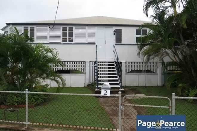 Picture of 2 Fifteenth Avenue, RAILWAY ESTATE QLD 4810