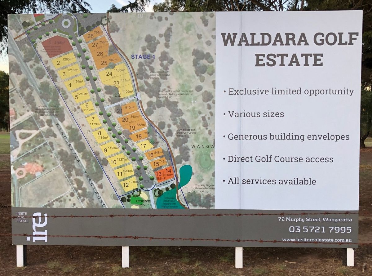 Lot 26 Waldara Golf Estate, Wangaratta VIC 3677, Image 0