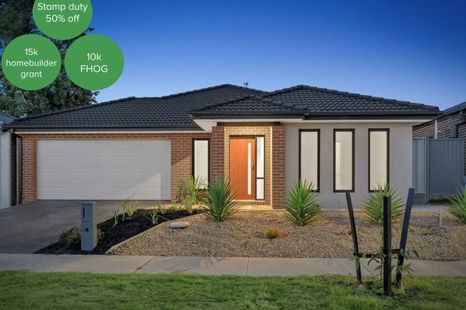 Picture of 42 Tucker Boulevard, CARRUM DOWNS VIC 3201