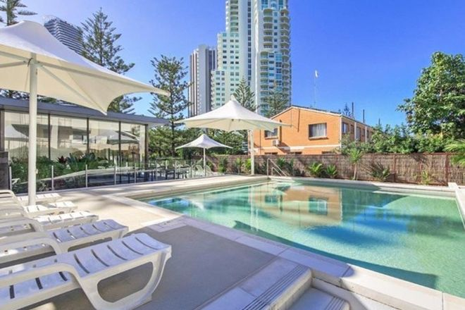 Picture of 403 'Ultra' 14 George Avenue, BROADBEACH QLD 4218
