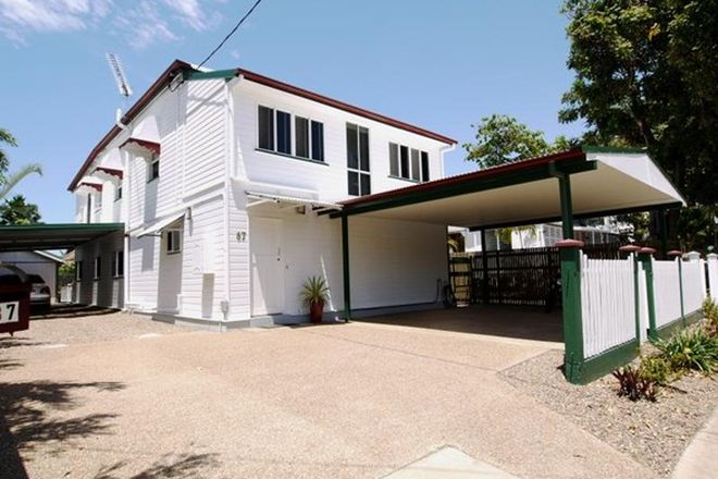 Picture of 87 Mitchell Street, NORTH WARD QLD 4810