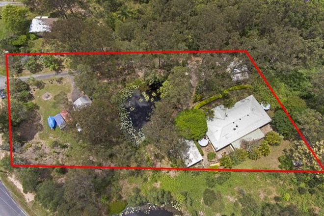 Picture of 34 Prangley Road, BAHRS SCRUB QLD 4207
