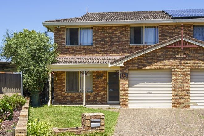 Picture of 18A Tulloch Close, CASULA NSW 2170
