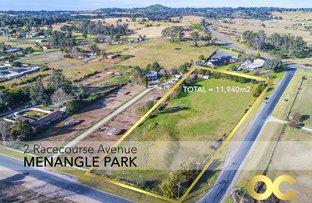 Picture of 2 Racecourse Avenue, Menangle Park NSW 2563