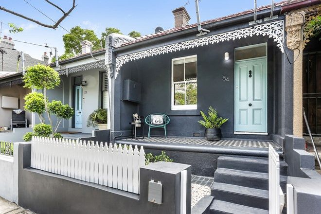 Picture of 54 Pearl Street, NEWTOWN NSW 2042