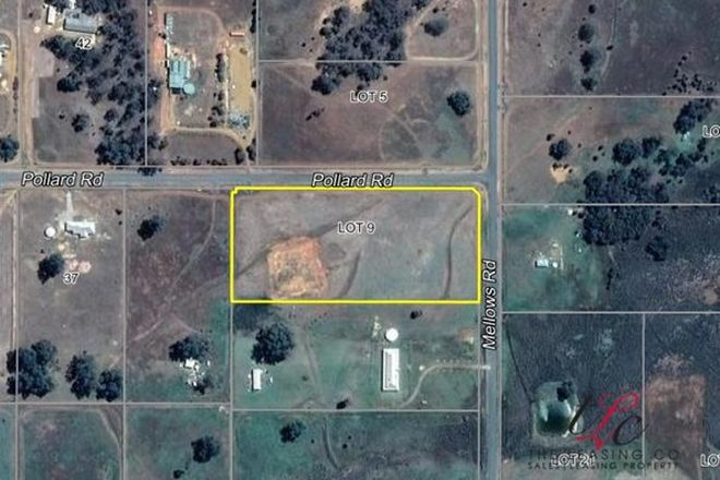 Picture of Lot 9 Mellows Road, WANDERING WA 6308