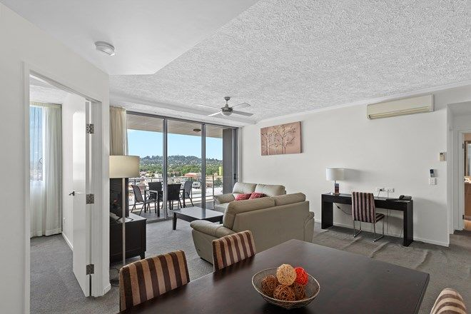 Picture of Unit 803/532 Ruthven Street, TOOWOOMBA CITY QLD 4350