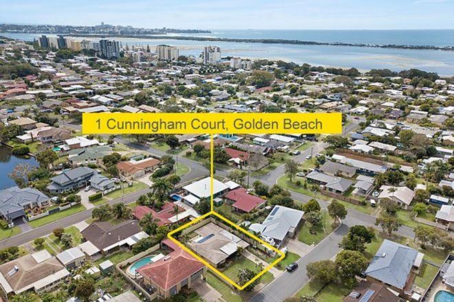 Picture of 1 Cunningham Court, GOLDEN BEACH QLD 4551