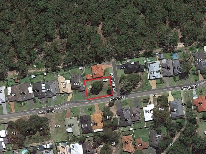 Lot 107 Anson Street, St Georges Basin NSW 2540, Image 2