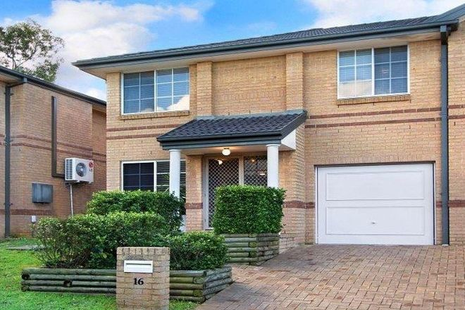 Picture of 16 Gould Way, BLACKTOWN NSW 2148