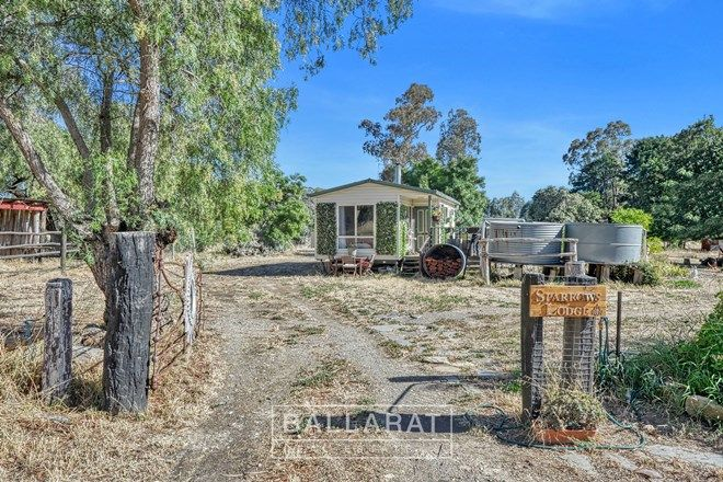 Picture of 16 Potters Road, REDBANK VIC 3477