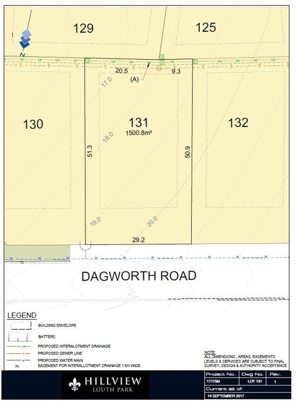 Lot 131 Hillview, Louth Park NSW 2320, Image 1
